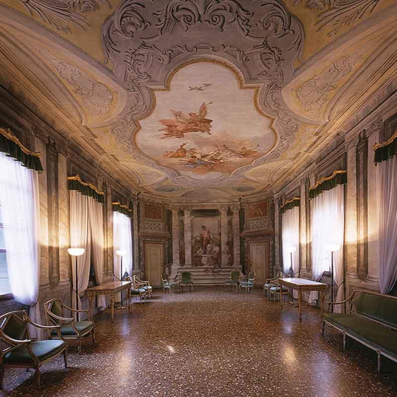gioielli nascosti di Venezia Complesso dell'ospedaletto