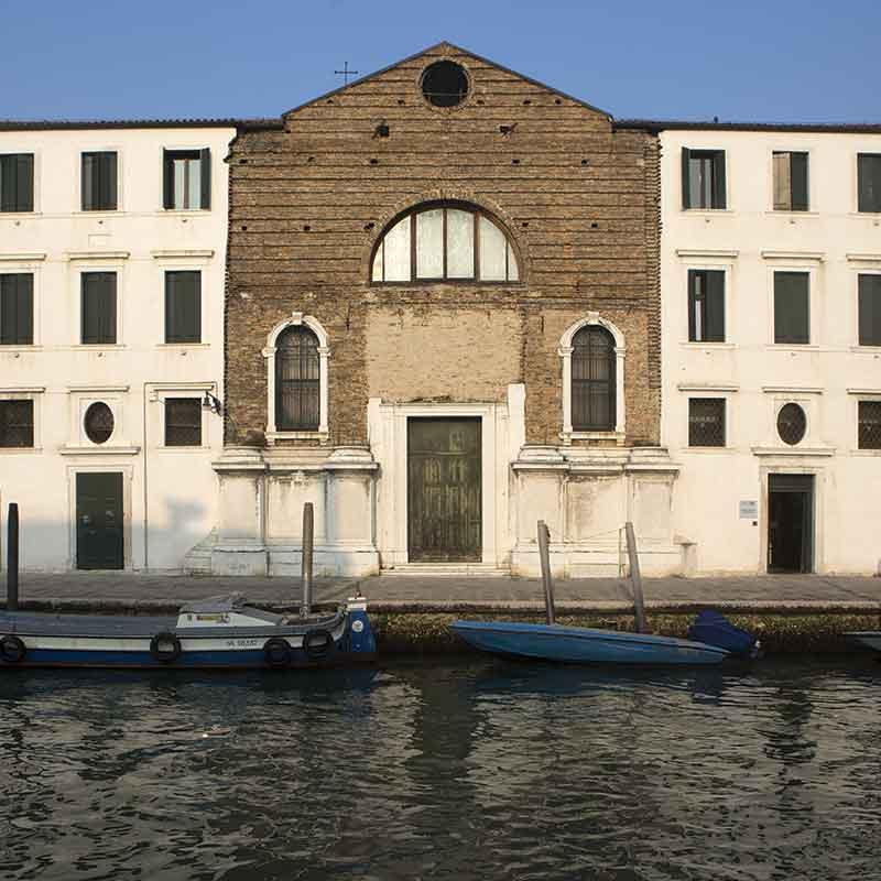 gioielli nascosti di Venezia Chiesa delle Penitenti