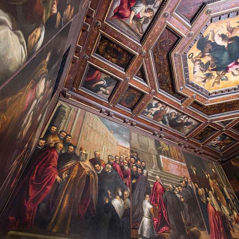 gioielli nascosti di Venezia Oratorio dei Crociferi