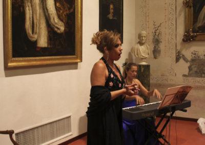 Musica e concerti Gioielli Nascosti di Venezia cantante