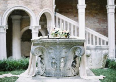 Proposte di matrimonio Gioielli Nascosti di Venezia pozzo