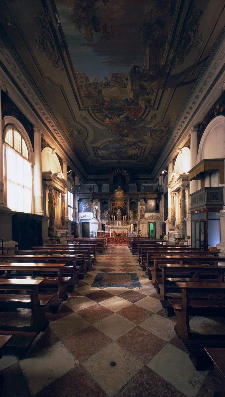 Chiesa nel Complesso dell Ospedaletto Gioielli Nascosti di Venezia