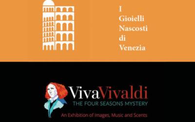 Nuovi Biglietti Scala Contarini del Bovolo & Viva Vivaldi