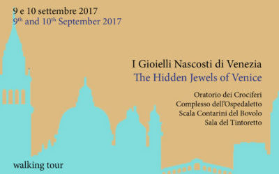 Exclusive English Guided Tour on the 10th of September 2017
