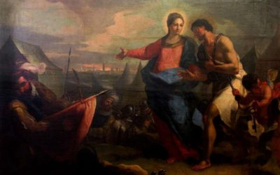 The Liberation of Saint Girolamo Miani