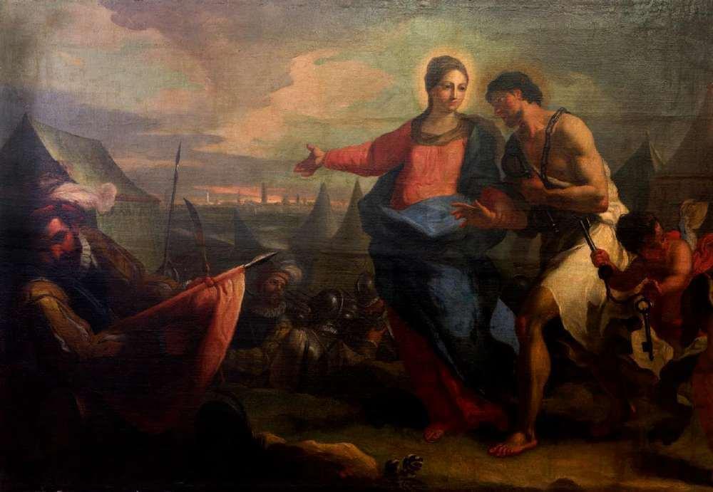 Girolamo Busaferro - La liberazione di san Girolamo Miani