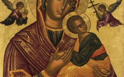 Mother of God of the Passion (The Amolyntos)