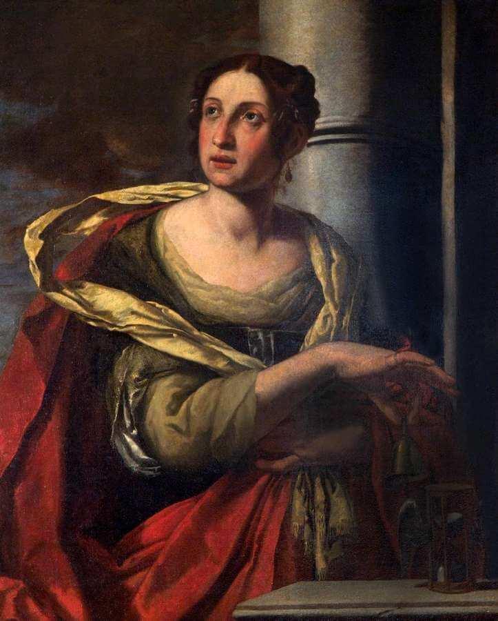 Ritratto della nobildonna Marina Nani Donà