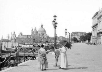 Venezia paesaggio ottocentesco - le vedute di tomaso filippi fotografo - piazza san marco