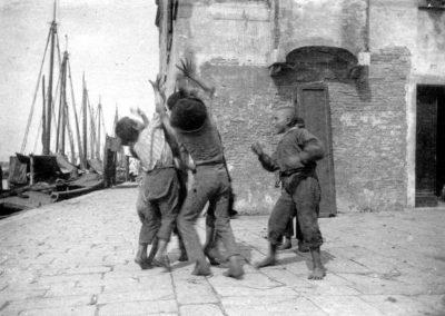 collezione archivio immagini venezia di tomaso filippi - bambini