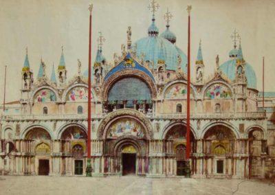 collezione archivio immagini venezia di tomaso filippi - basilica