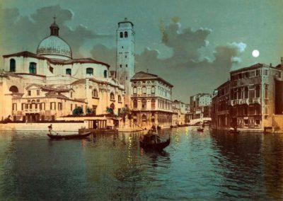 collezione archivio immagini venezia di tomaso filippi - canal grande