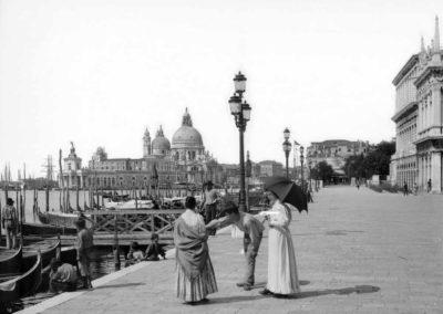 collezione archivio immagini venezia di tomaso filippi - piazza san marco