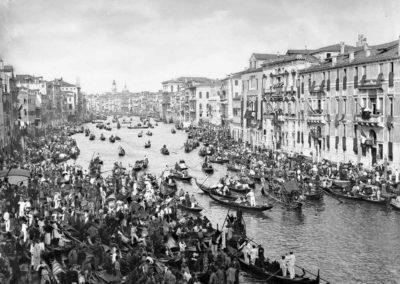 collezione archivio immagini venezia di tomaso filippi - regata storica
