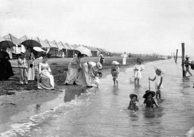 collezione archivio immagini venezia di tomaso filippi - spiaggia