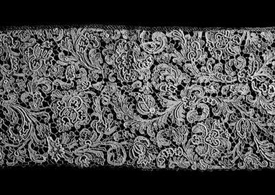 collezione di merletti veneziani - trama