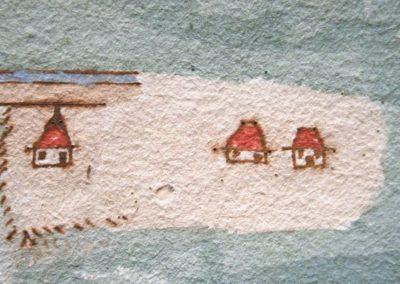 mostra a venezia mestre sui casoni delle nostre terre dettaglio