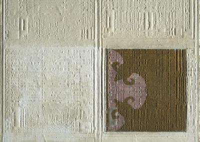 Ezio Gribaudo, Omaggio a Peggy Guggenheim, 1965, flano e tempera. Venezia, Collezione Peggy Guggenheim_300dpi
